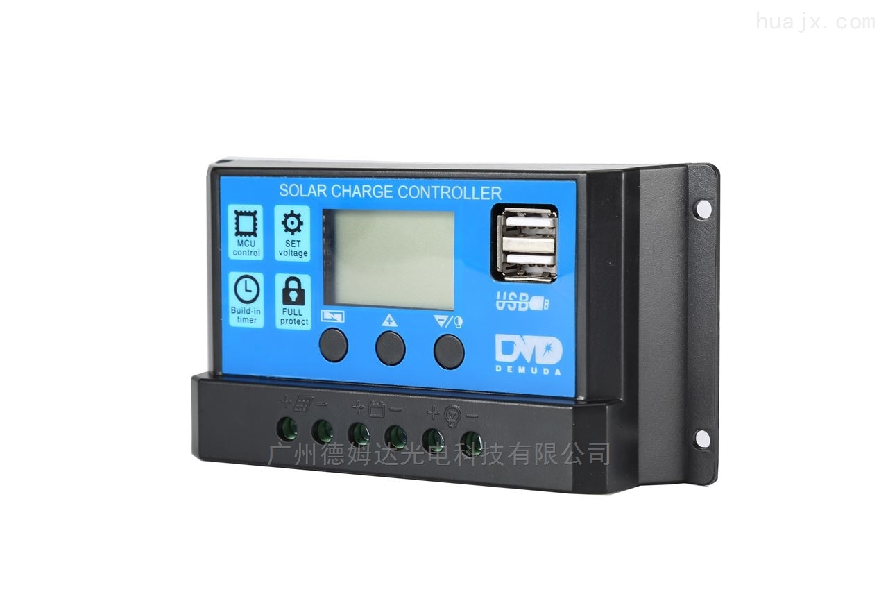 德姆达电量指示太阳能控制器一年维修