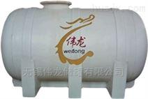 5m³卧式聚乙烯储罐 钢衬塑储罐 四氟储罐