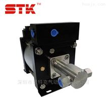 汽车制动系统测试装置 气液增压泵