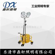 出厂价SD6200B轻便式升降移动照明灯