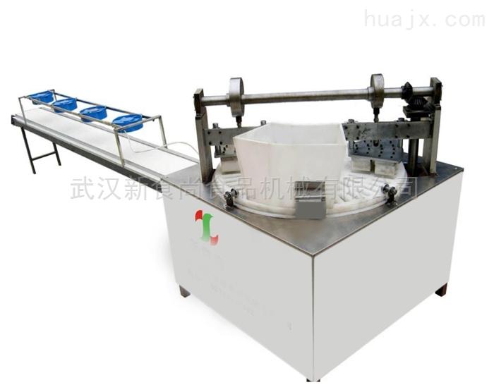 转盘式米花糖自动成型机 产品花样多
