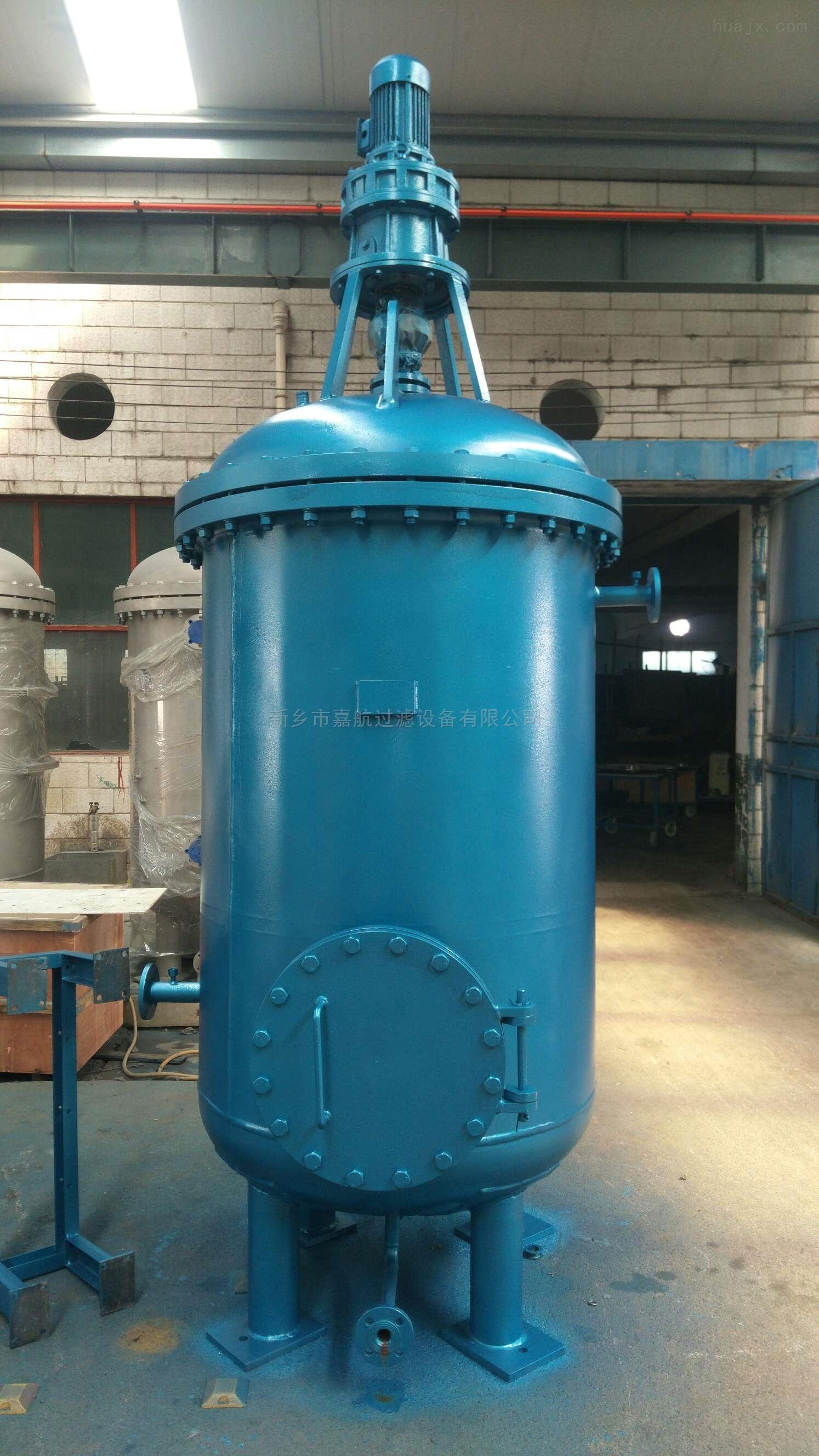 循环水旁滤器维护介绍