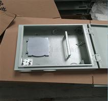 12芯24芯配线箱冷轧板FTTH壁挂式直熔楼道箱