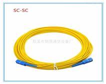 SC FC LC ST型号 1米2米3米5米10米电信跳纤