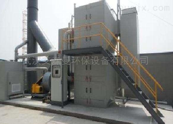 工厂 活性碳吸附浓缩催化燃烧 厂家