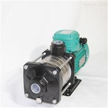 威乐水泵MHIL404N威乐家用热水增压泵离心泵