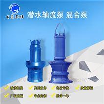 ZQ、HQ型潜水轴流泵、混流泵