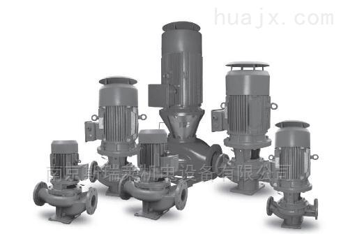 南京赛莱默水泵古尔兹GLC管道泵