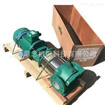 威乐不锈钢中水转输泵MVI210换热系统循环泵