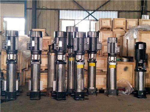 勃亚特直流水泵QDL 7.5kw水泵高扬程