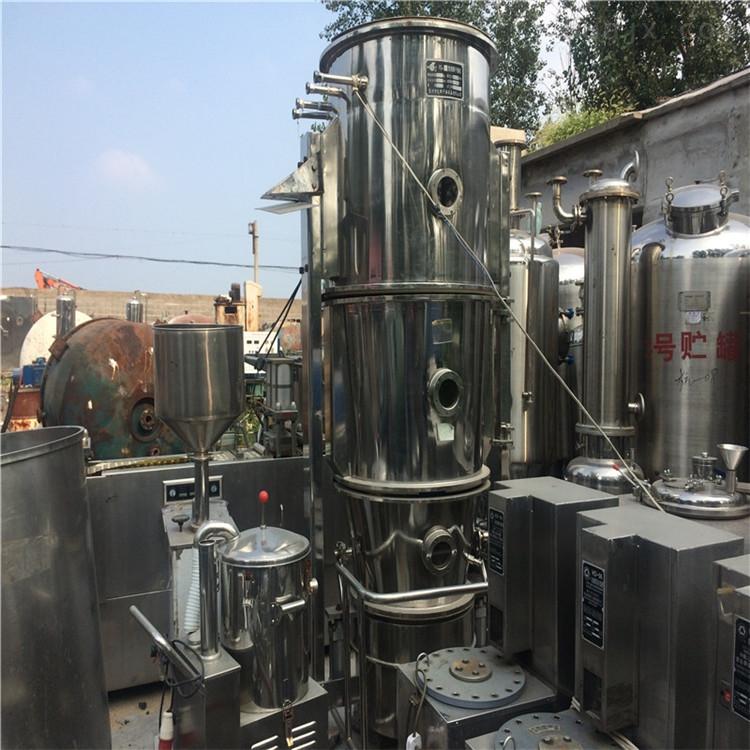 低价供应二手GFG--200型高效沸腾干燥机
