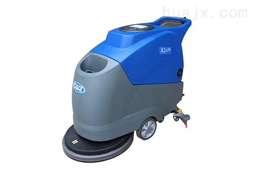 咸阳工厂地面用手推式洗地机