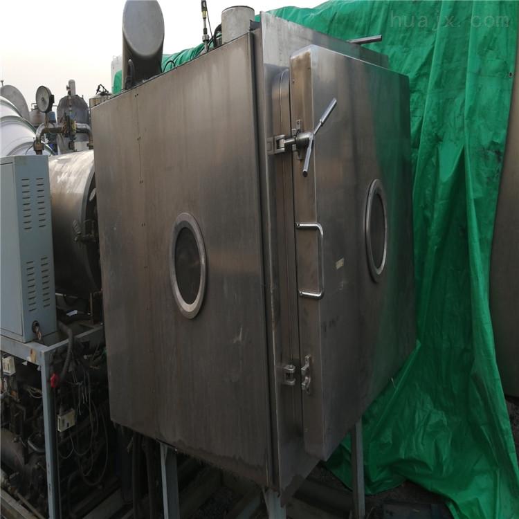 低价供应二手7.5方真空冷冻干燥机