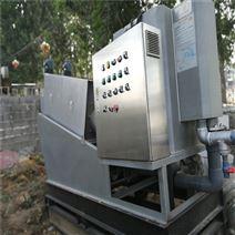 沧州低价供应二手叠螺式压滤机