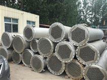 低价供应二手不锈钢列管式冷凝器