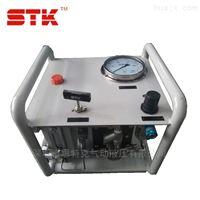 超高压液压螺栓拉伸器 气驱液压增压系统
