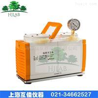 GM-0.5A实验室无油隔膜真空泵 防腐隔膜泵