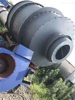 供应二手2米6直径×9米三回程三筒烘干机
