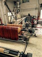 SPC地板生产设备领先技术