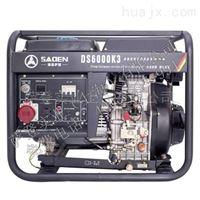 萨登DS6000K6千瓦柴油发电机