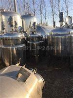 出售闲置二手玻璃钢搅拌罐
