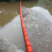 柏泰优质拦污排塑料浮筒 现场勘查定做