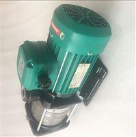水泵威乐MHIL804智能增压泵全自动给水系统