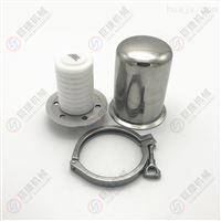 不锈钢罐顶呼吸器 发酵罐专用快装呼吸阀