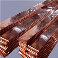 高品质t3紫铜排*t1无铅铜排,t4耐冲压铜排